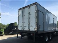 Used 2011 Morgan 24' REEFER BODY for Sale