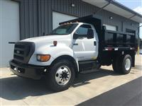 Used 2007 Ford F-650 for Sale