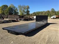 New 2018 Godwin 22' Flatbed for Sale