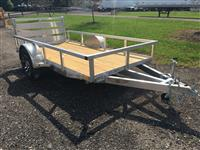 New 2019 H&H Trailers RSA 5X10F RS for Sale