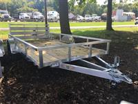 New 2019 H&H Trailers RSA 8X12F RS for Sale