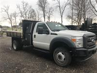 2015 Ford- F-550