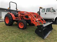 2018 Kioti- DK4210SE HST