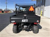 2018 Kioti- K9 2440SW