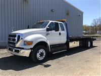 2012 Ford- F-650