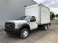 2012 Ford- F-550