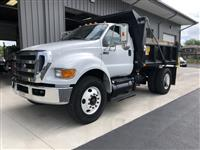 2013 Ford- F-750