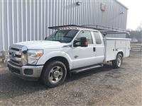 2014 Ford- F-350