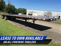 2019 Fontaine- 53' Infinity Flatbed
