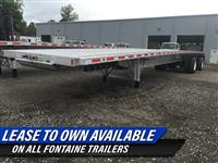 2020 Fontaine- 48' Revolution Flatbed
