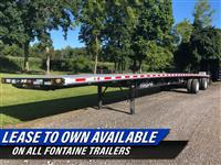 2020 Fontaine- 53' Infinity Flatbed