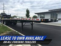 2020 Fontaine- 48' Infinity Flatbed