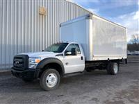 2013 Ford- F-550