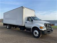 2015 Ford- F-750