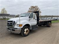 2013 Ford- F-650