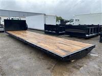 2021 Laramie Truck Bodies- 28'6'' Flatbed