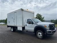 2016 Ford- F-550