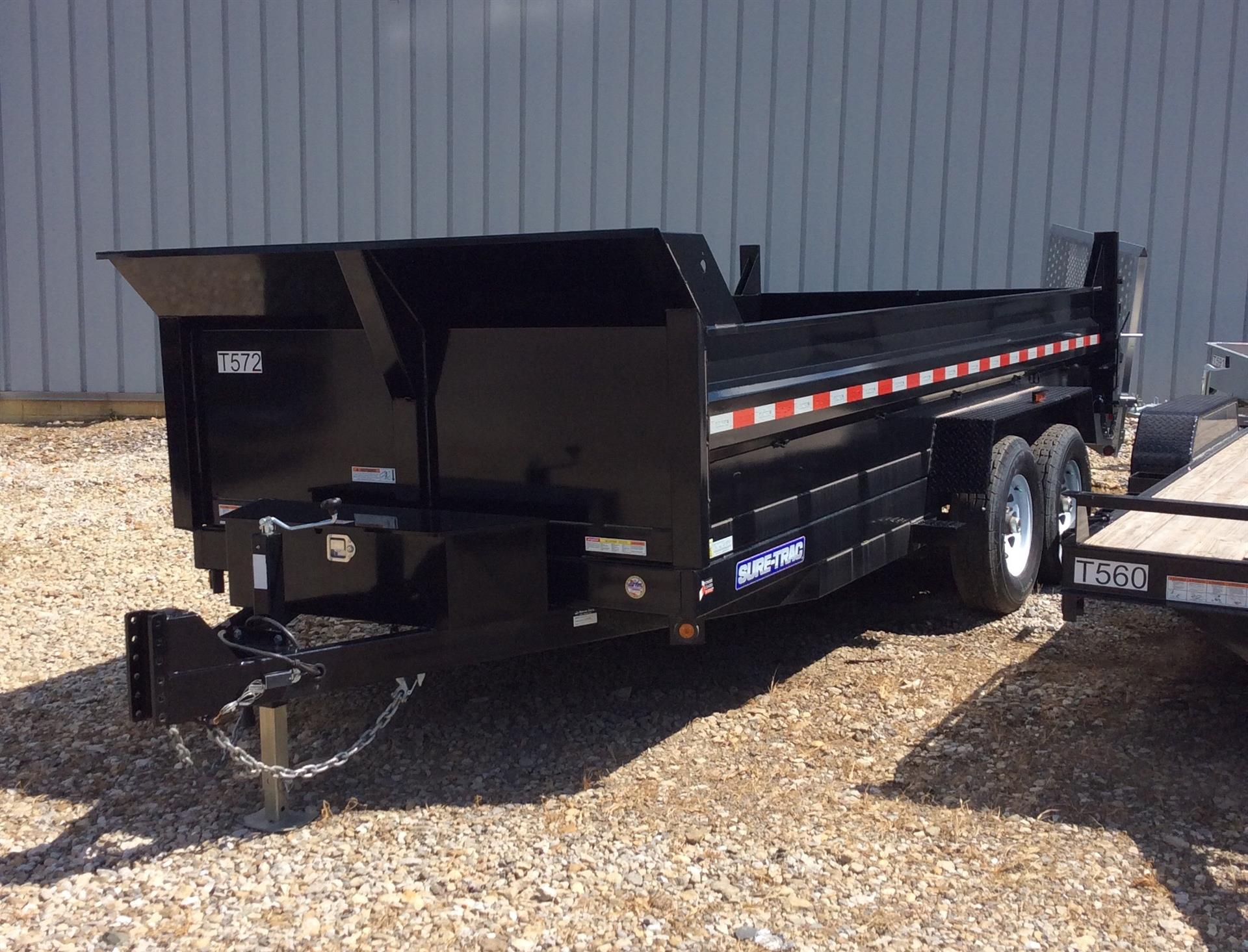 New 2015 Sure-Trac ST8216HLOD-B-140 for Sale