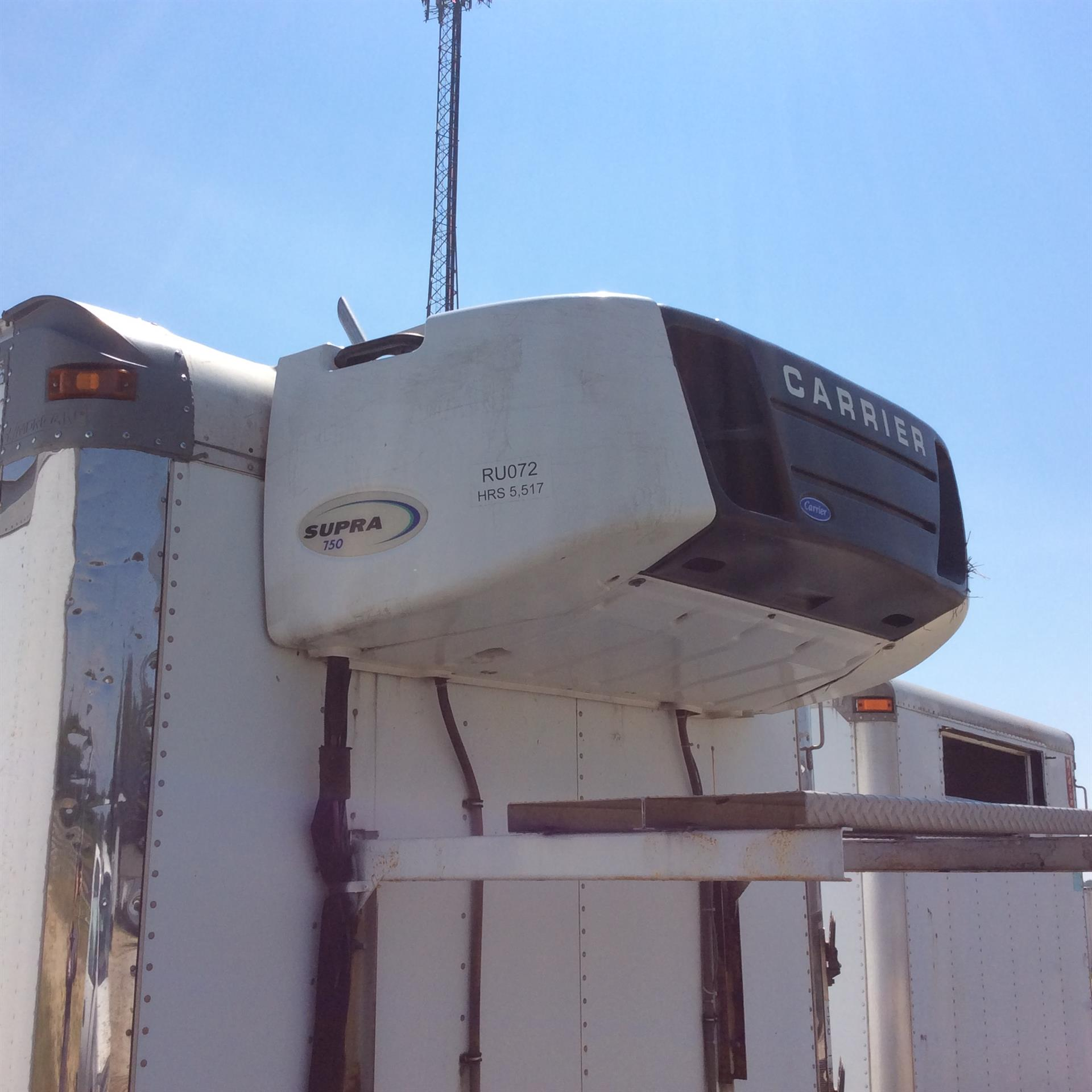 2006 CARRIER SUPRA 250