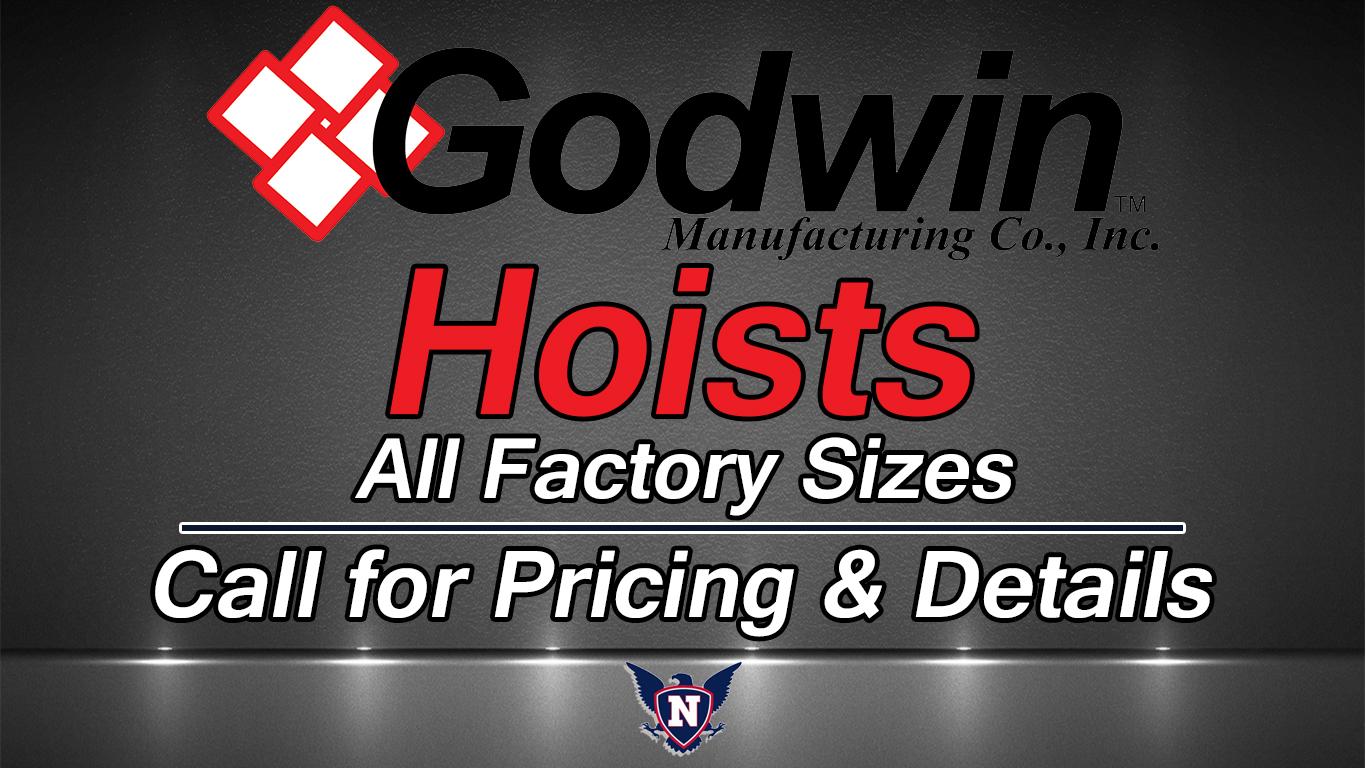 2017 Godwin Hoist