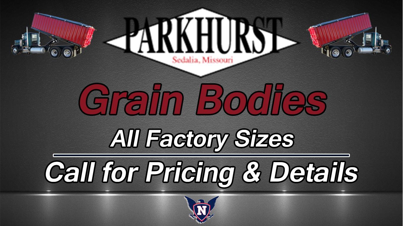 2017 Parkhurst Grain Body