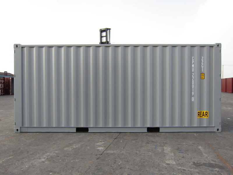 2017 Equipment Leasing Solutions- 20' Container
