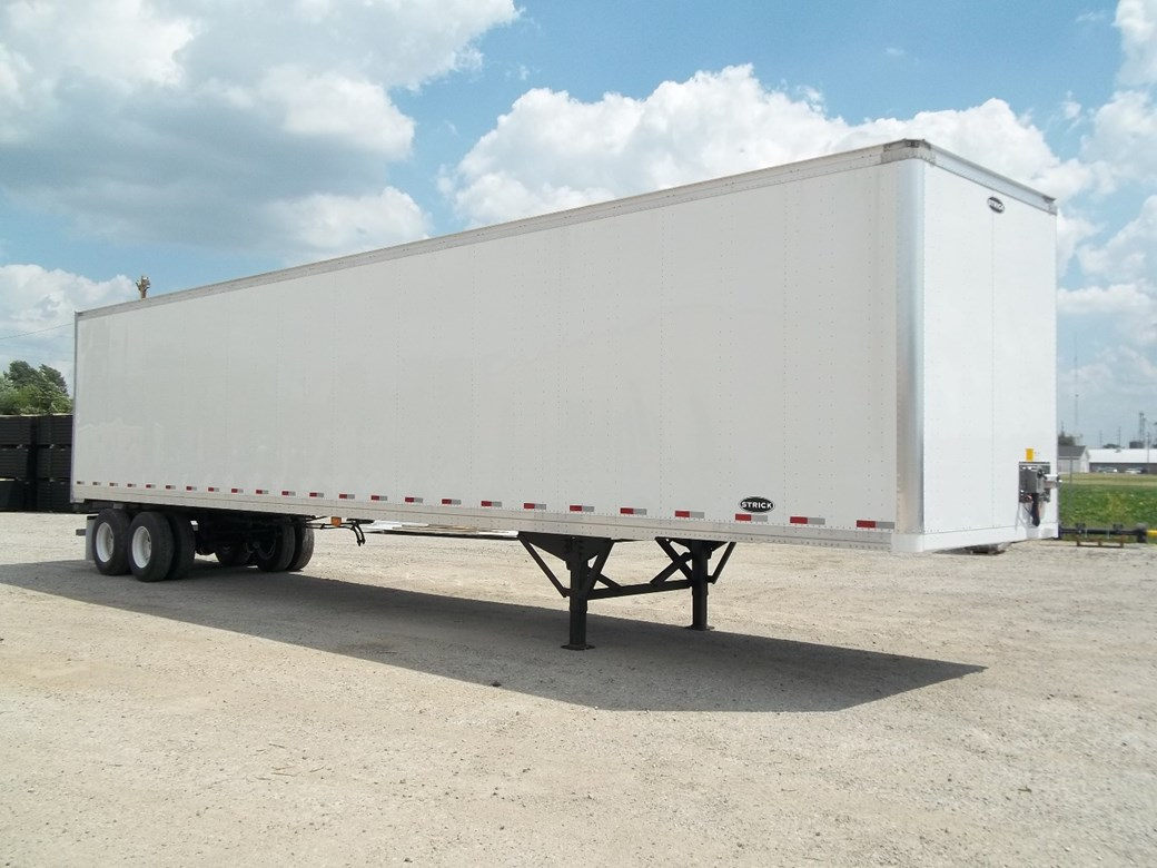 2010 Equipment Leasing Solutions- 53' Trailer