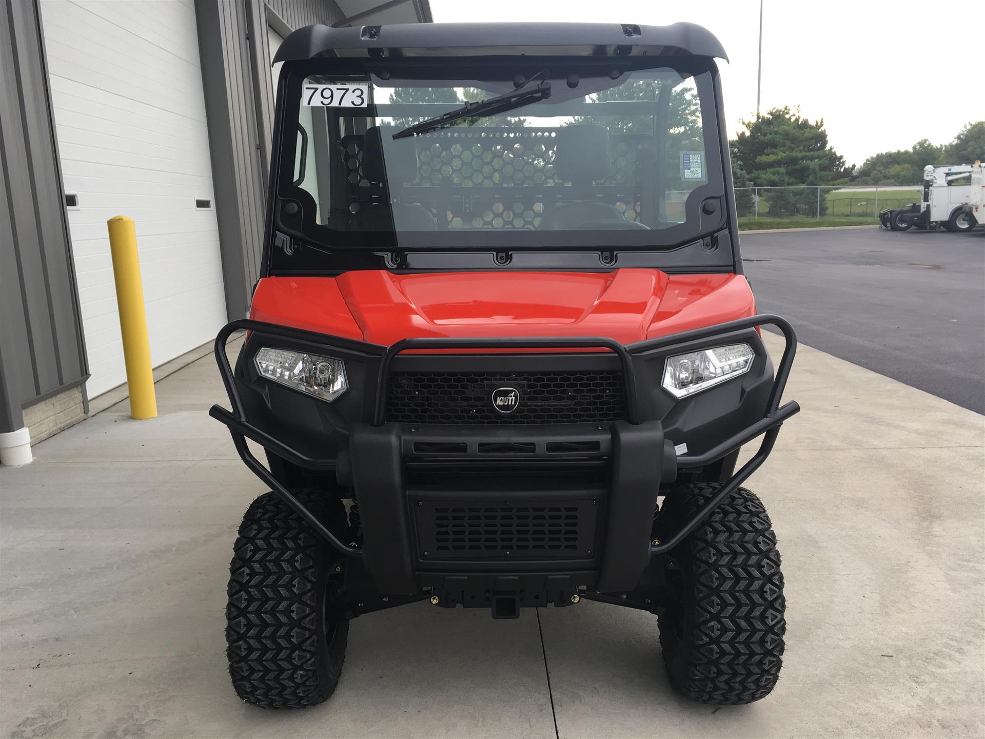2018 Kioti- K9 2400