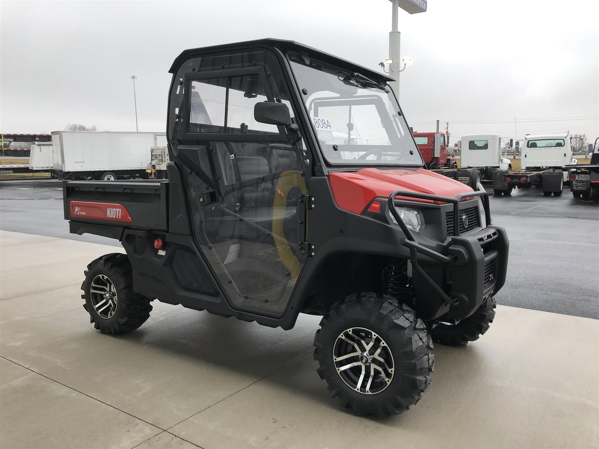 0 Kioti- K9 2400