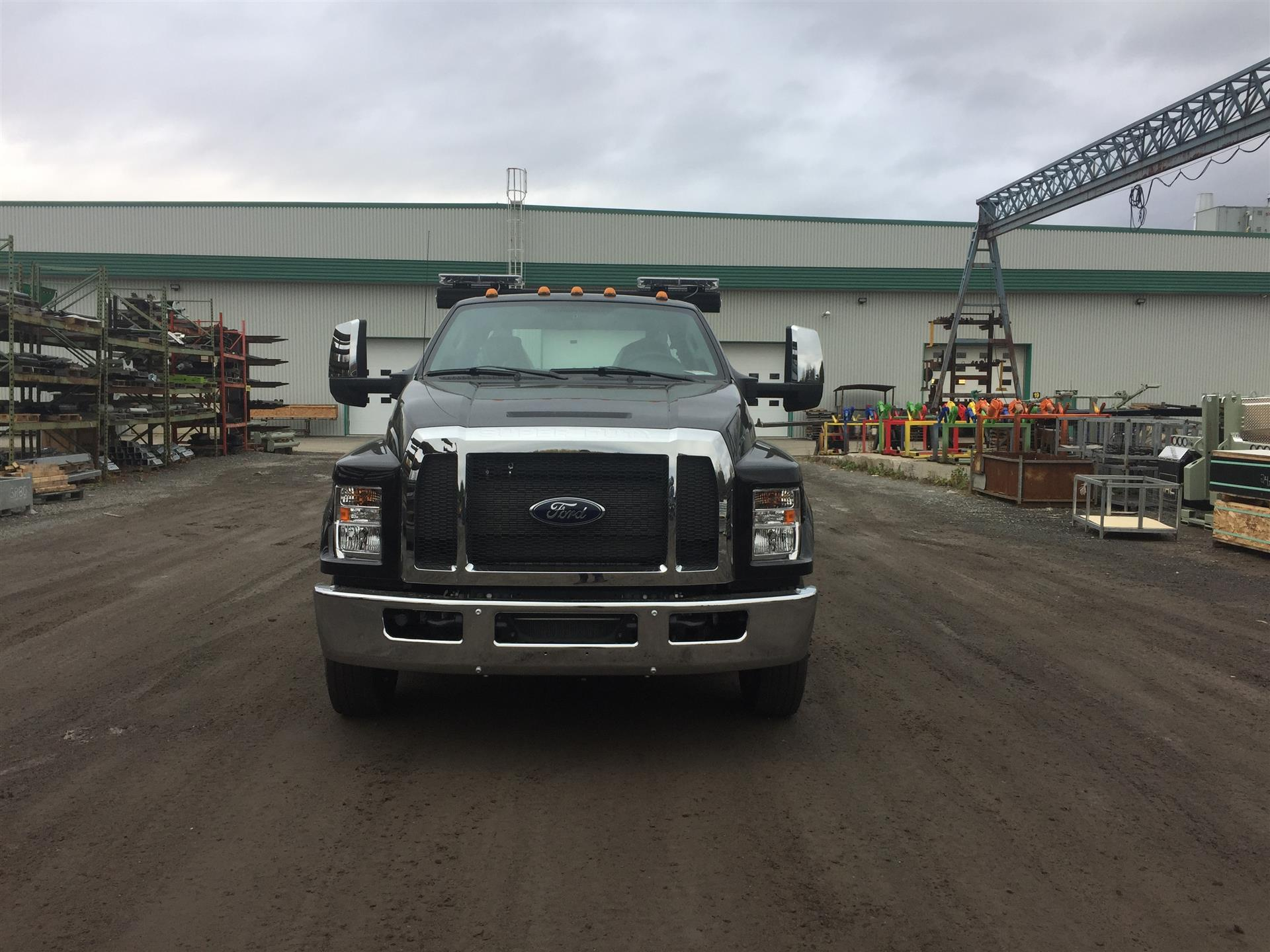 2019 Ford- F-650
