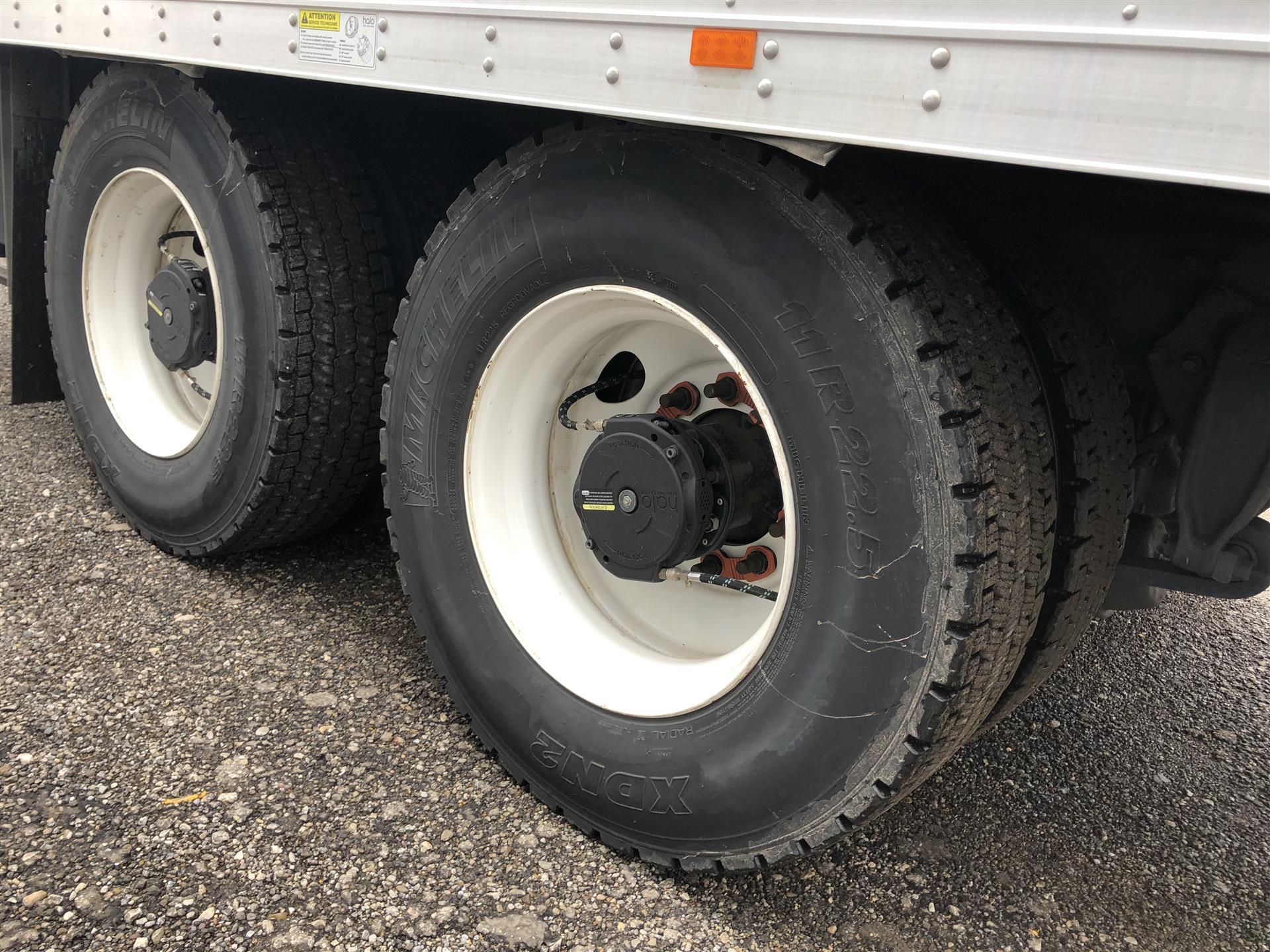 2018 Freightliner- M2