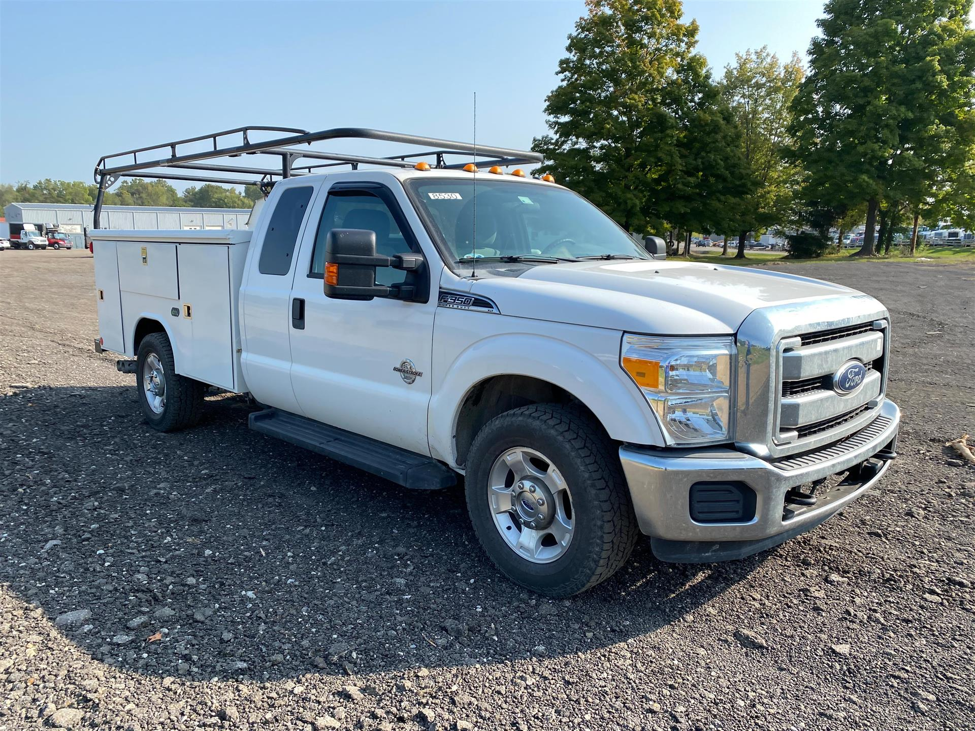 2015 Ford- F-350