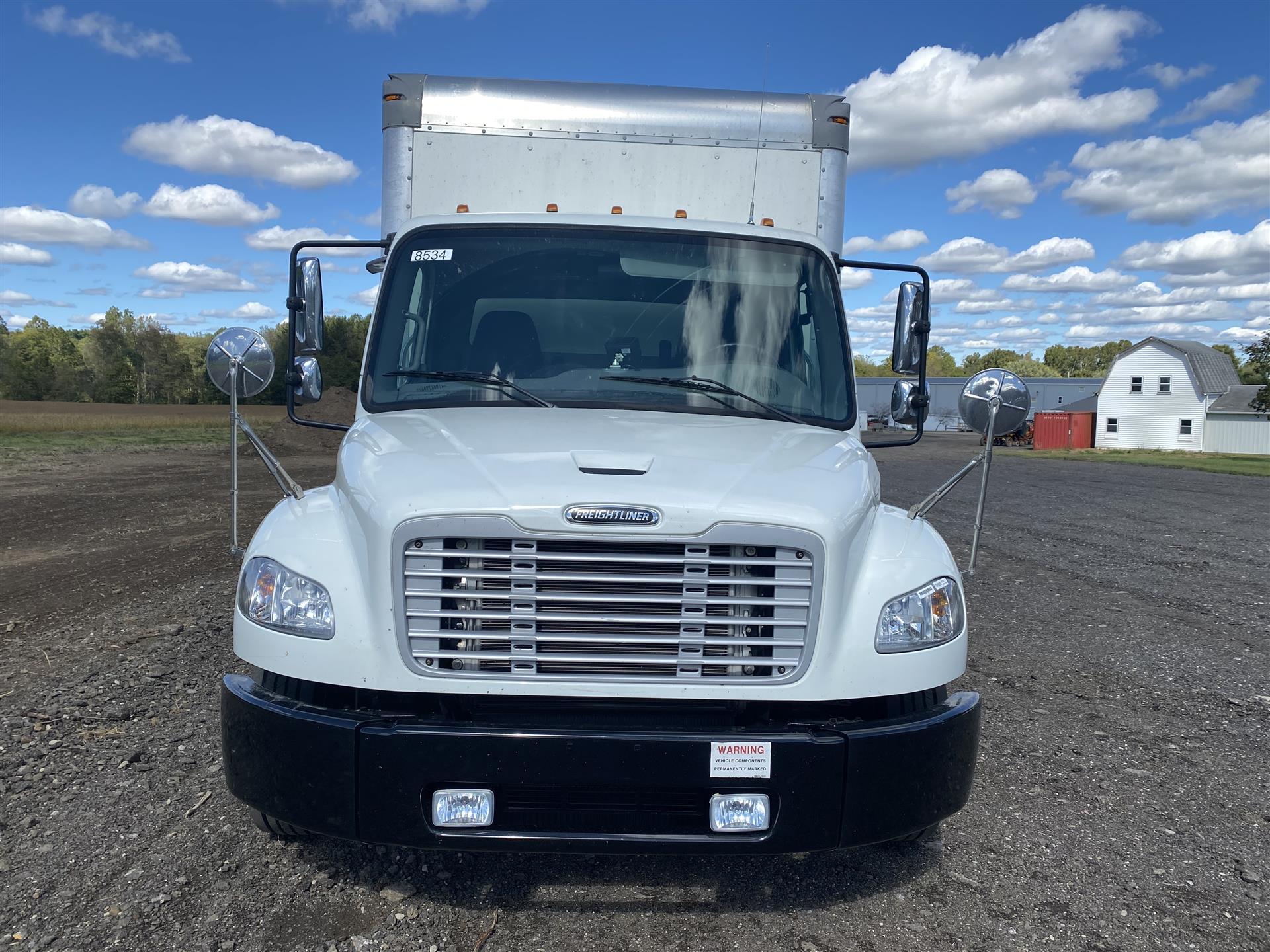 2019 Freightliner- M2