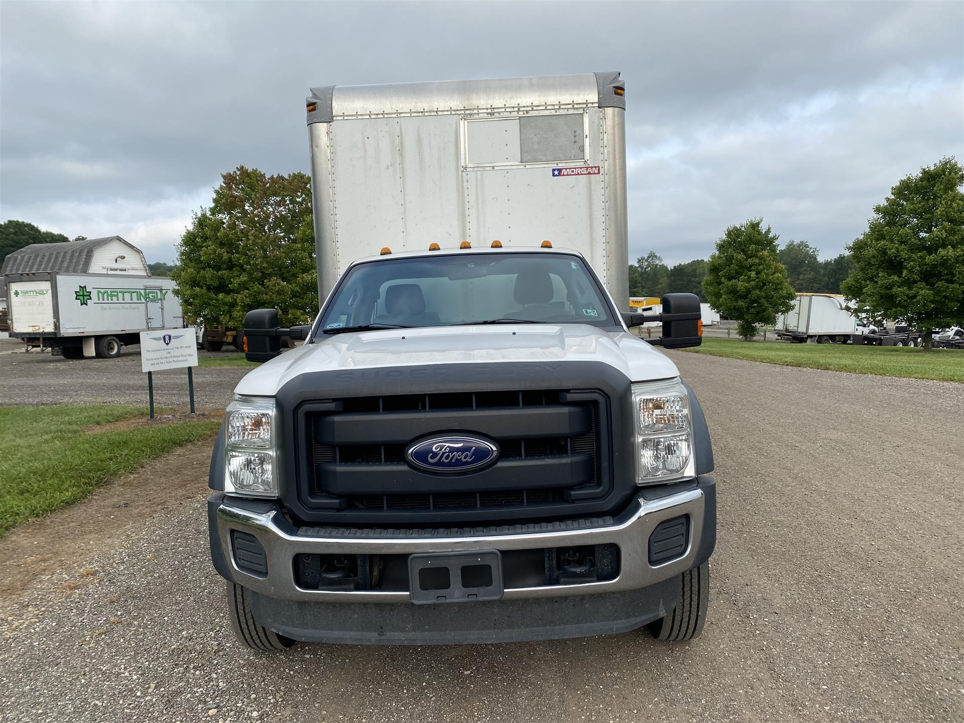 2016 Ford- F-450