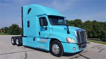 2014 Freightliner CASCADIA 125 EVOLUTION