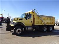 Used 2008 International 7600 for Sale