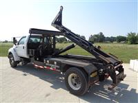 2002 Ford F650