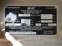 2017 MAC 40' Frameless Half Round