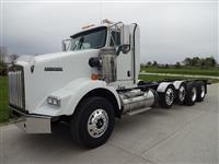 2015 Kenworth T800