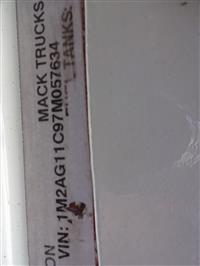2007 Mack CV713