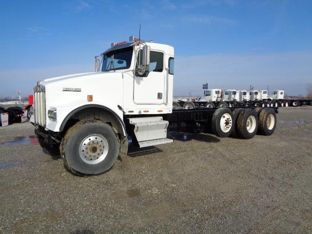 1996 Kenworth T800