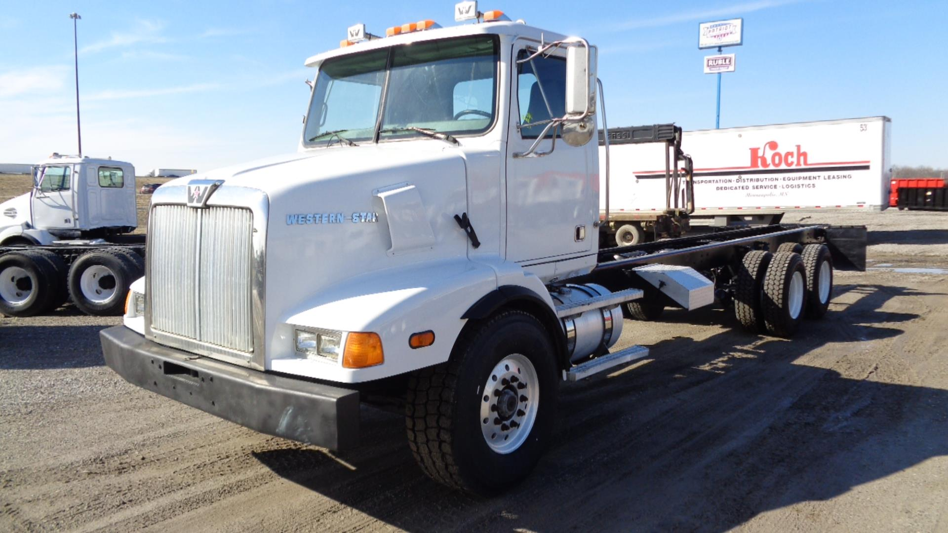 Western Star Cab & Chassis For Sale