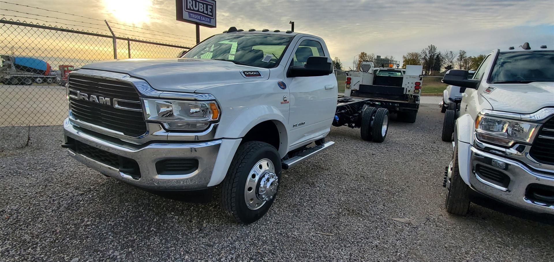 2020 Dodge 5500