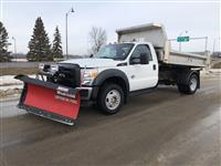 2011 Ford F-550 Super Duty DRW