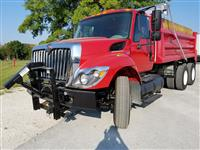 Used 2010 International 7400 for Sale