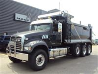 New 2019 Mack GU713 DUMP for Sale