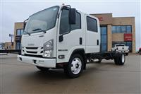 2018 Isuzu NPR HD GAS