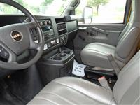 2017 GMC 3500 SAVANA