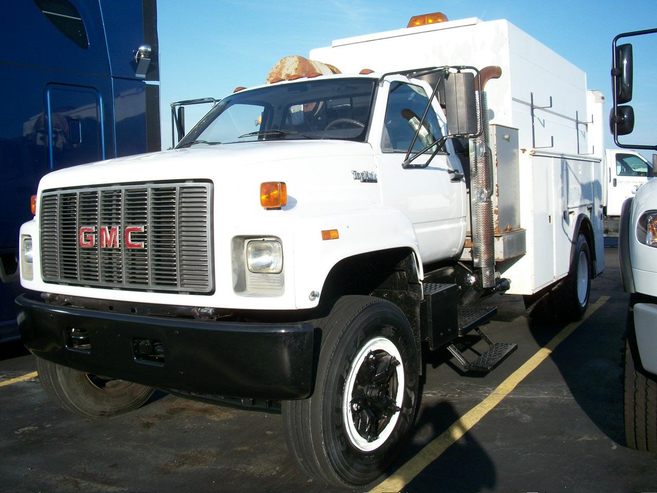 1995 GMC TOP KICK