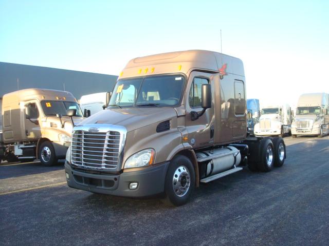 2012 Freightliner CASCADIA 113SLP